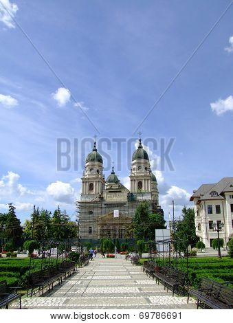 Metropolitan Church Of Moldova And Bucovina