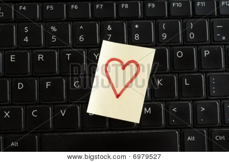 Hart On Keyboard