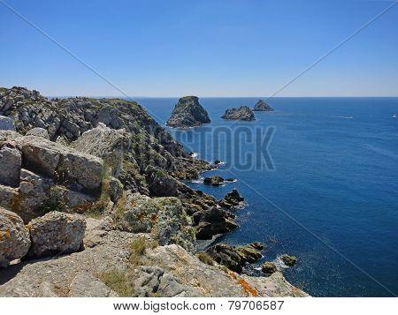 Tas De Pois, Atlantic Ocean, France