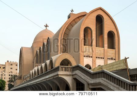 St. Mark's Coptic Orthodox Cathedral