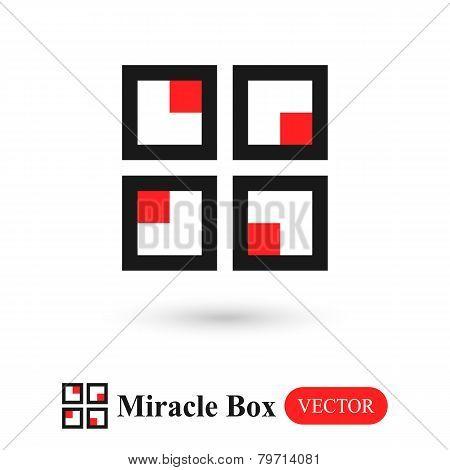 Miracle Box  ( Abstract Symbol )