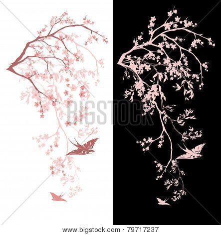 Spring Tree Decor