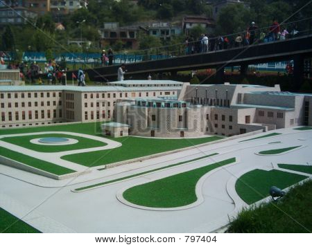 National Assembly Miniature
