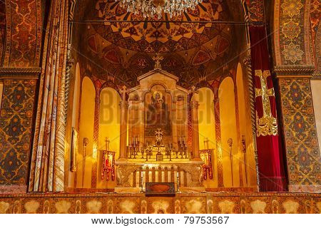 Echmiadzin Cathedral Interior