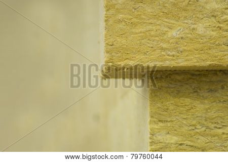 Basalt Wool As Thermal Insulation