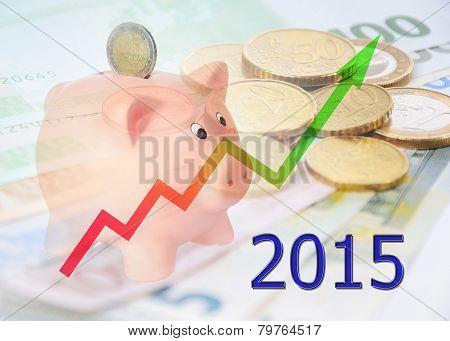 Piggy Bank With Diagram 2015
