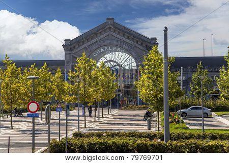 Charleroi Train Station