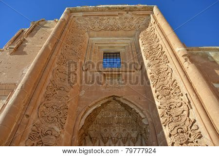 Front Of Ishak Pasha Palace