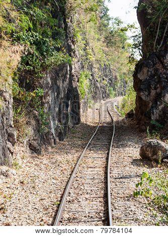 Defile Railway Line