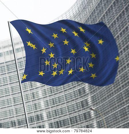 Illustration Of Diversity In The European Union