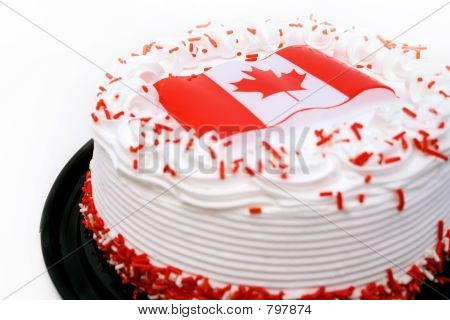 Canada Cake 12