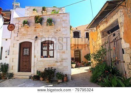 Margarites - The Traditional Creten Settlement