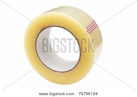 Roll Of Adhesive Tape.