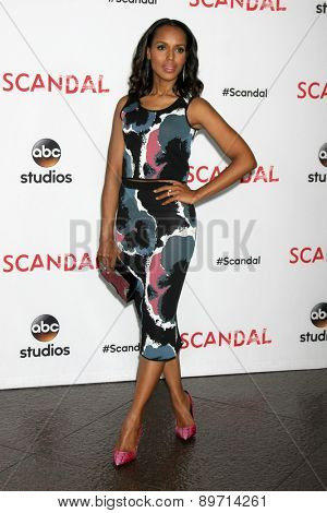 LOS ANGELES - MAY 1:  Kerry Washington at the