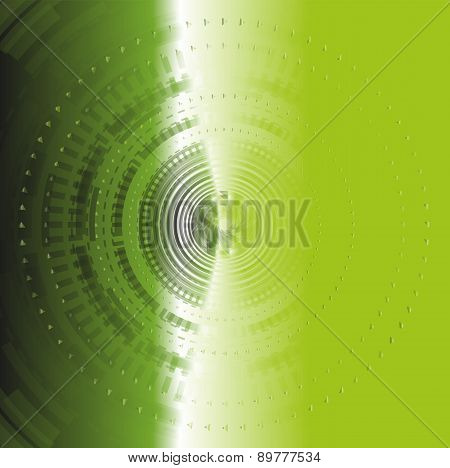 Green technologies background