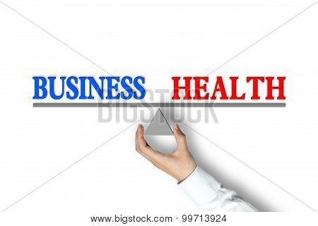 Business Health Balance