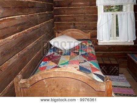 Room of Mother Yesenin