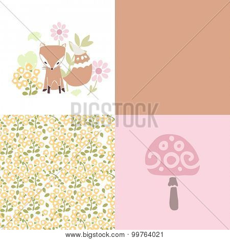 fox meadow decor theme