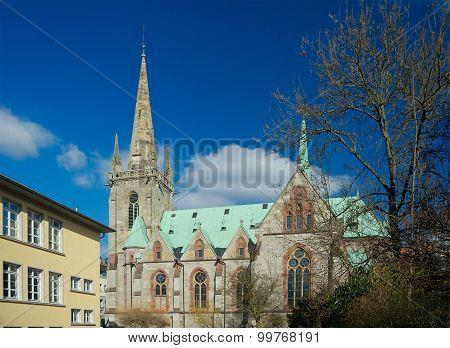 St. Elizabeth's Church, Eisenach, Germany