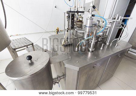 Creamery Machine Production Device