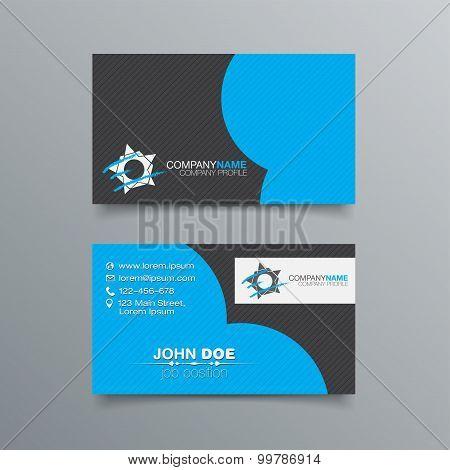 Business Card Background Design