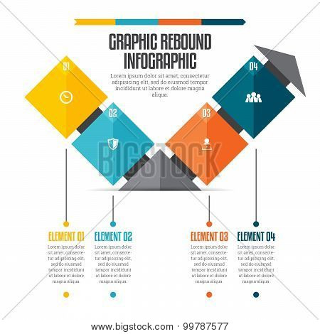 Graphic Rebound Infographic