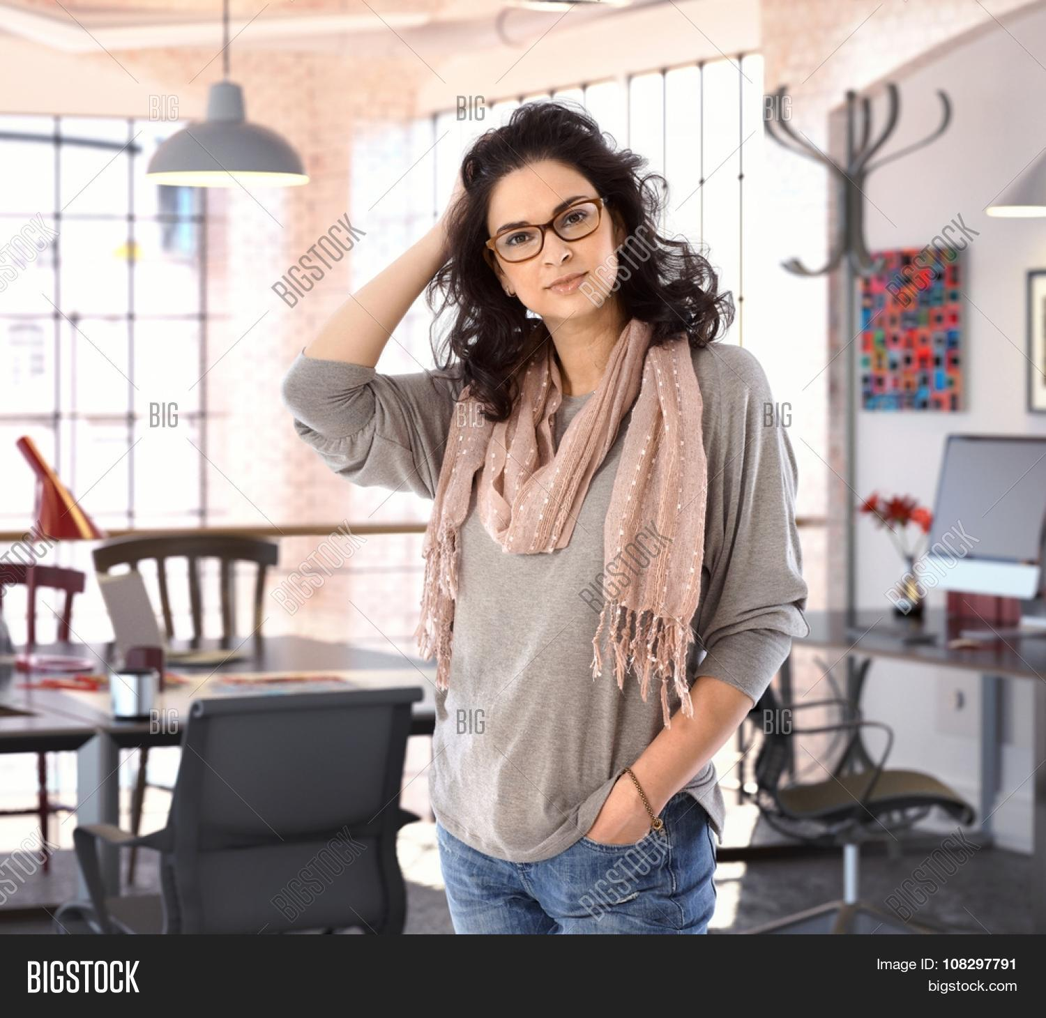 Casual Caucasian Image Photo Free Trial Bigstock