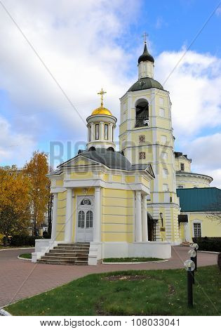 Church of holy hierarch Philip Metropolitan of Moscow's