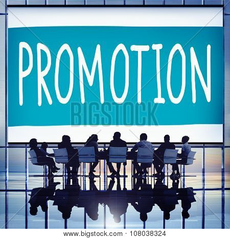 Promotion Marketing Commercial Advertising Reward Concept poster