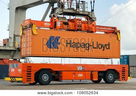 Sea Container Crane