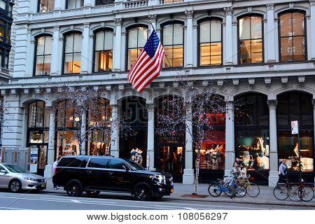 Victoria's Secret store 5th avenue