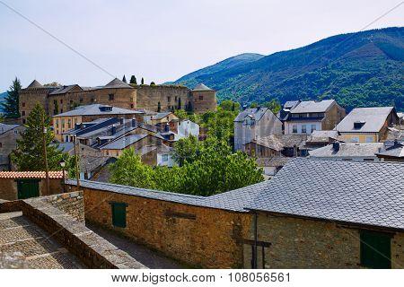 Villafranca del Bierzo by Way of Saint James in Leon Spain
