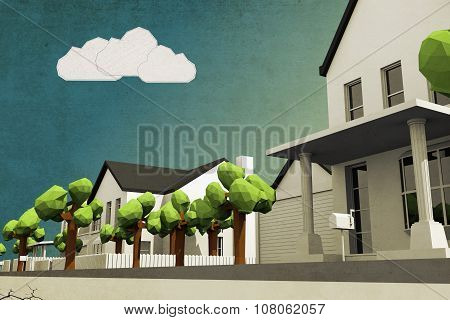 Low Poly Neighborhood