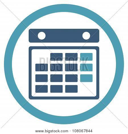 Month Plan Icon