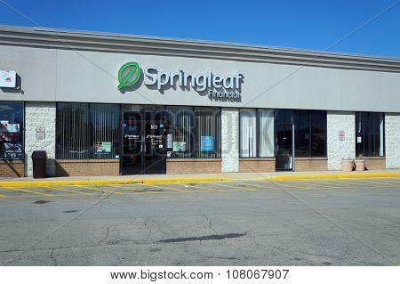 Springleaf Financial