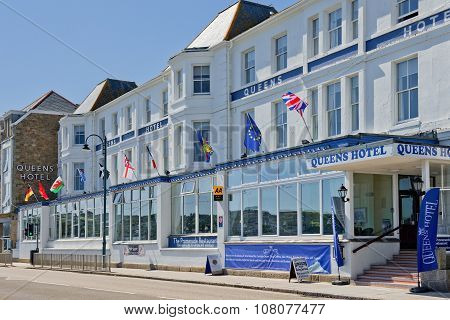 The Queens Hotel St Ives, Cornwall