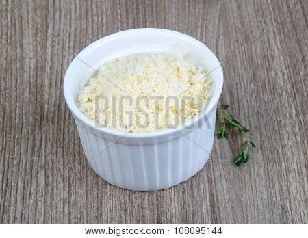 Shredded Parmesan