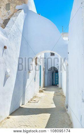 The White Town