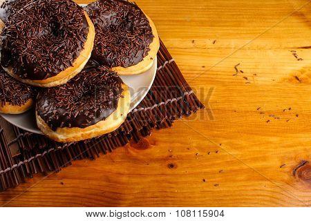 Chocholate Doughnut
