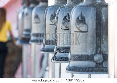 Temple Big Bells