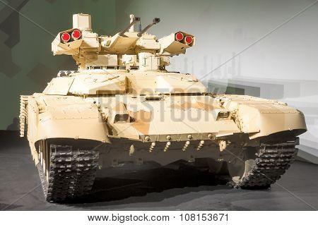 Terminator-2 Tank Support Fighting Vehicle