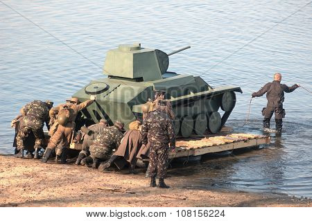 Battle Of The Dnieper