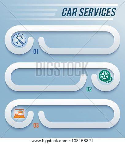 Service-car-repair-workshop-horizontal-banner
