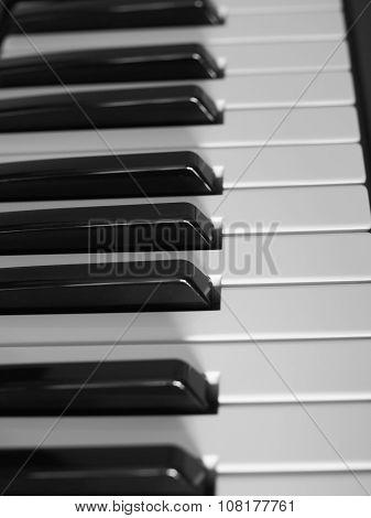 Keyboard Electronic Instrument