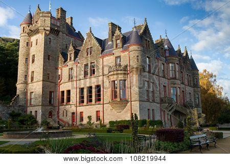 Belfast Castle, County Park, Northern Ireland