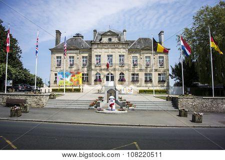 Sainte Mère Eglise Town Hall