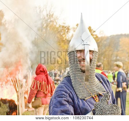 Historical Reenactment In Varna