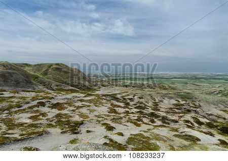 Grassland National Park Scenic View