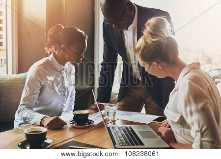 Group Of Business People, Entrepreneur Concept