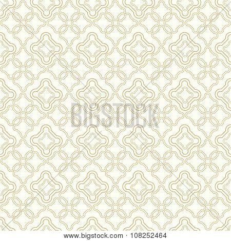 Seamless Pattern Geometric Abstract Background